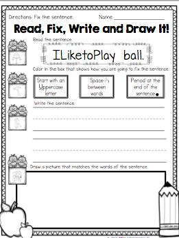{free} Dr. Seuss Writing Activities Printables
