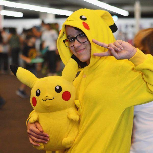Disfraz de Pikachu - Trajes para adultos, niños y bebés desde 12,99€