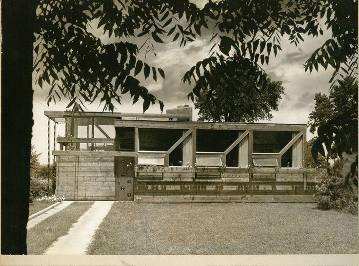 57 best bruce goff images on pinterest building designs for Park ridge building department