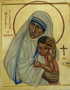 Blessed Mother Teresa, a Saint in September 2016 ❤️