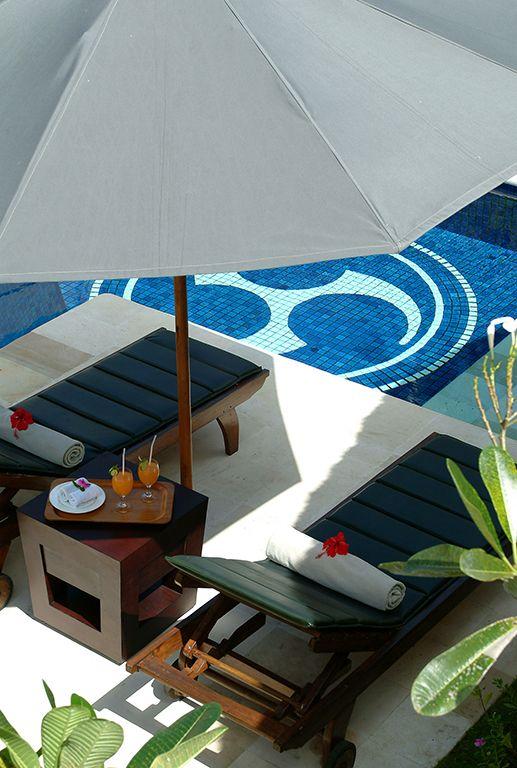 Sundeck 1 bedroom villa #dusunvillas