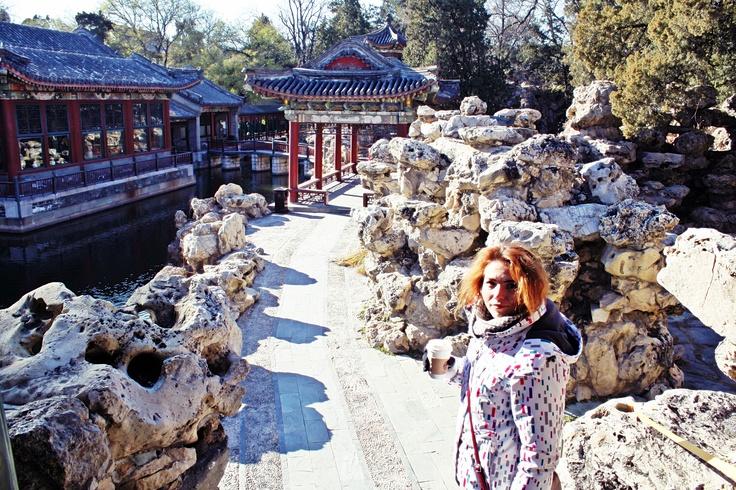 #Beijing Beihai Park #traveling