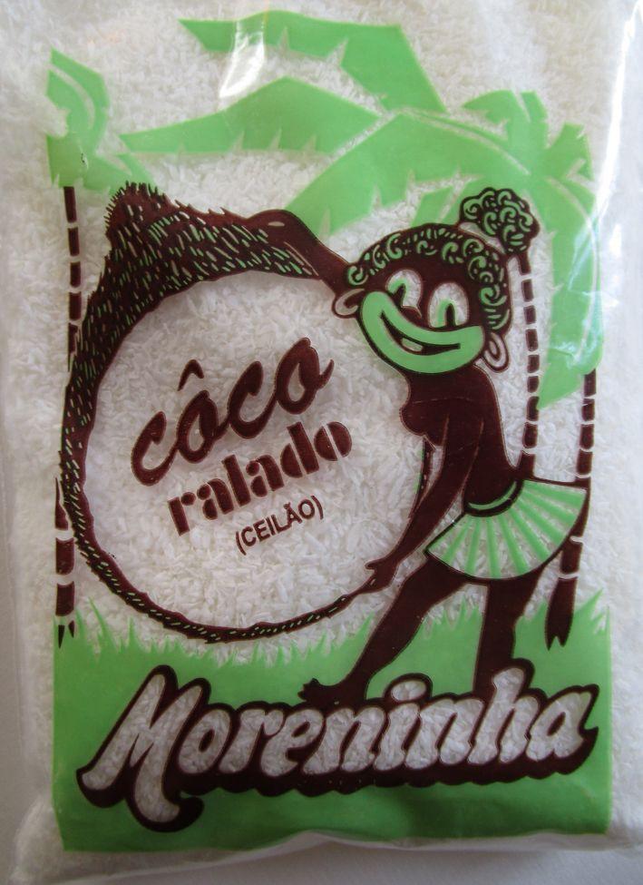 "Bossa de coco ratllat ""Moreninha"".Portugal"