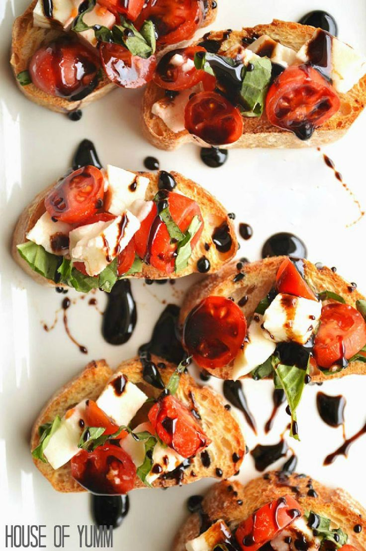 What makes this Caprese Bruschetta so delicious is the flavorful tomatoes, fresh basil, creamy mozzarella cheese, and New Town House Rosemary & Olive Oil Focaccia Crackers! Serve this appetizer at your next book club meeting and watch the crowd go wild.