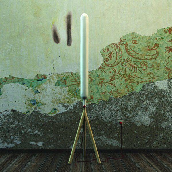 Greek designer Dimitrios Stamatakis has created the Lighthouse Lamp.  iLightingNews.com