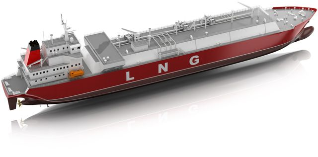 ABB to Provide Propulsion to Chinese-Built LNG Carriers Via @gCaptain