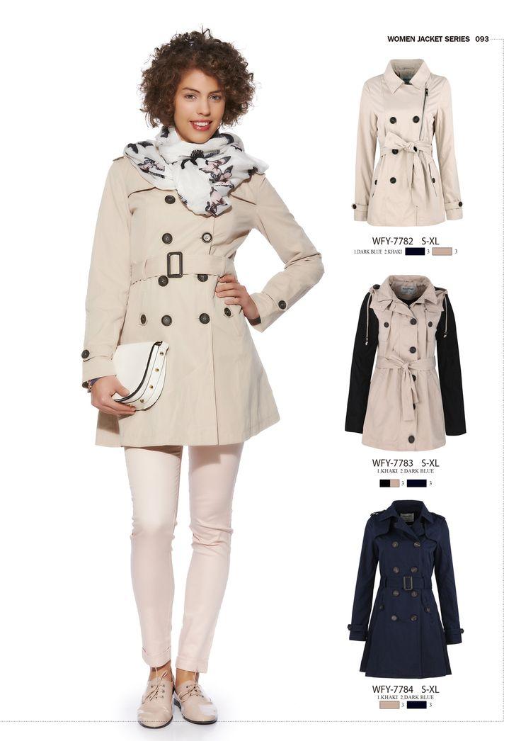 #forwomen #clothing #fashion #glostory #grey #jacket #blazer #trenchcoat #darkblue