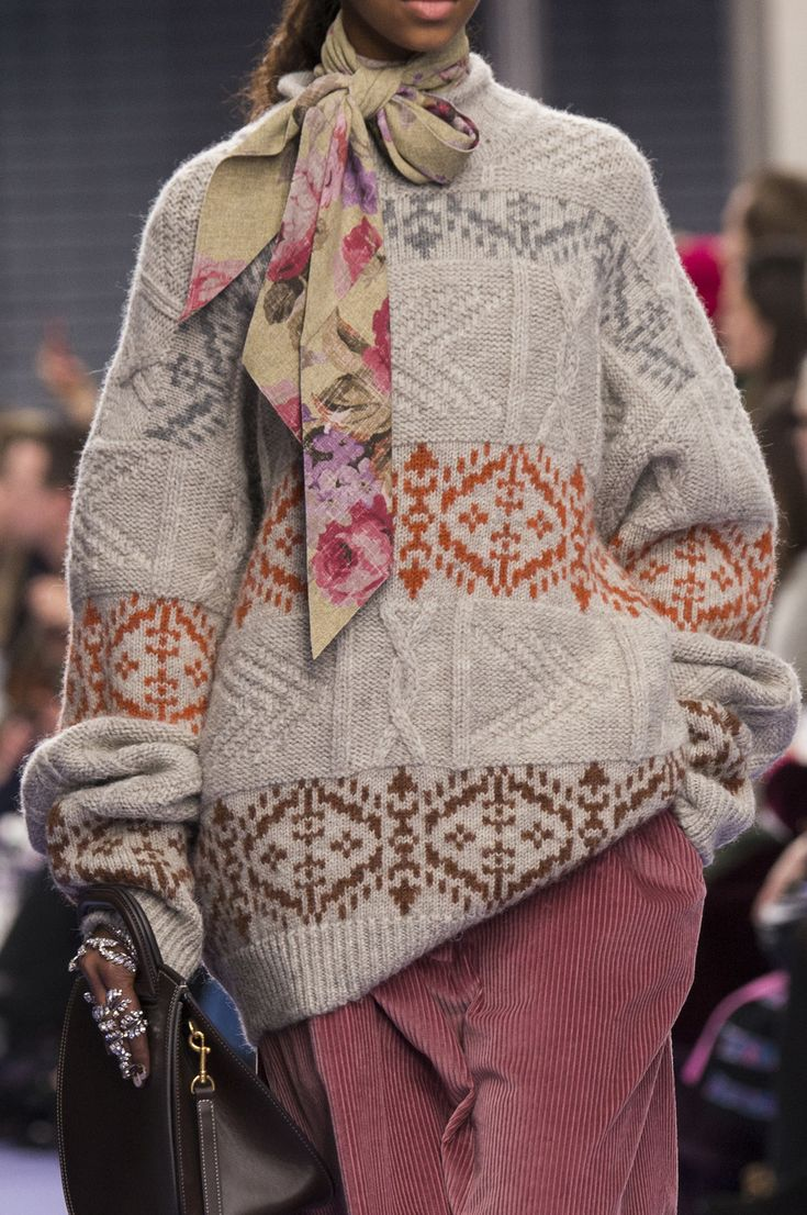 Mulberry at London Fashion Week Fall 2017