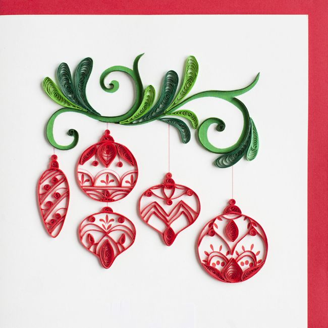 By Quilling Card