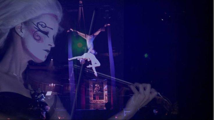 Chloé Charody's circus opera 'The Carnival' | Hamburg season | www.charodyproductions.com