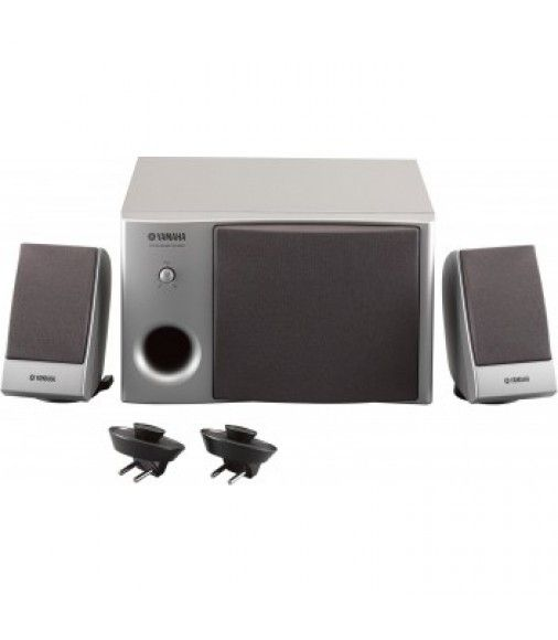 Yamaha TRS-MS05 Tyros Monitor Speakers Expansion Pack | Bass