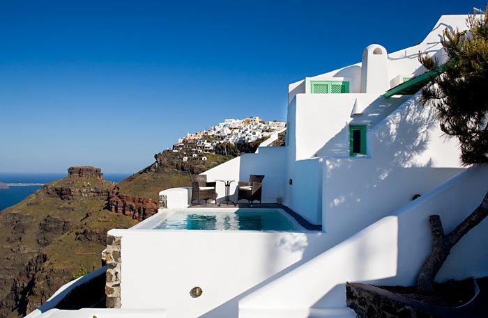 Dreams Luxury Suites, Santorini