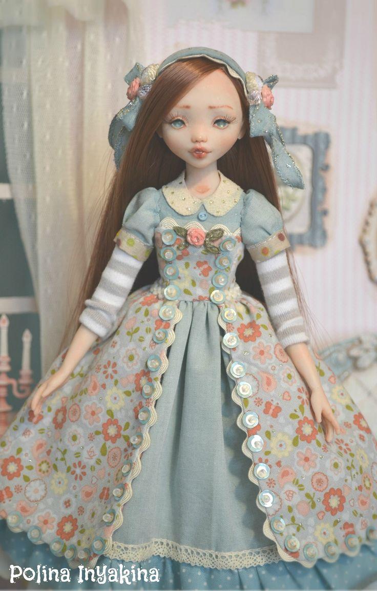 Dolls by Polina Inyakina | VK