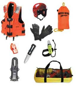 R-N-R, Water Rescue Attendant Kit