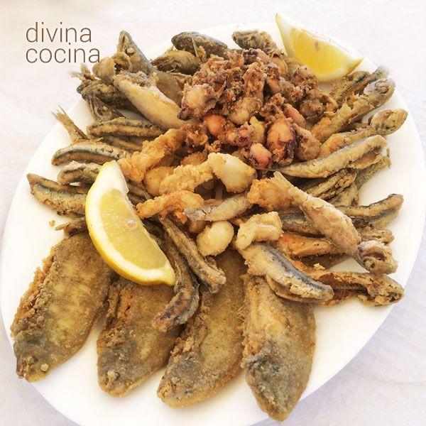 Aquí tienes trucos y consejos para preparar el pescaíto frito (fritura andaluza) con buenos resultados, sin que tome demasiado aceite y para que el pescado quede siempre crujiente y jugoso.