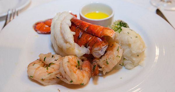 Carnival Pulls Free Lobster From Short Cruises, Adds New Formal Night Menu Items