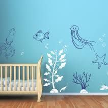Under The Sea Nursery Theme Google Search