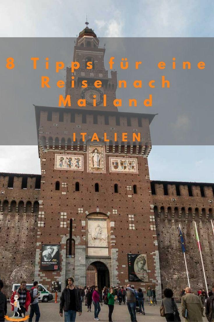 8 Tipps für deine Reise nach Mailand
