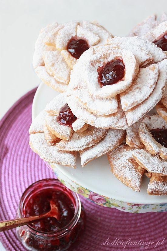 róże karnawałowe przepis / carnival roses recipe / Angel Wings Carnival Rose polish recipe