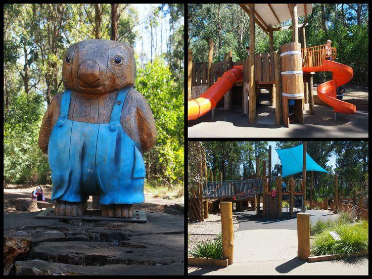 Bollygum Playground - Kinglake - Melbourne