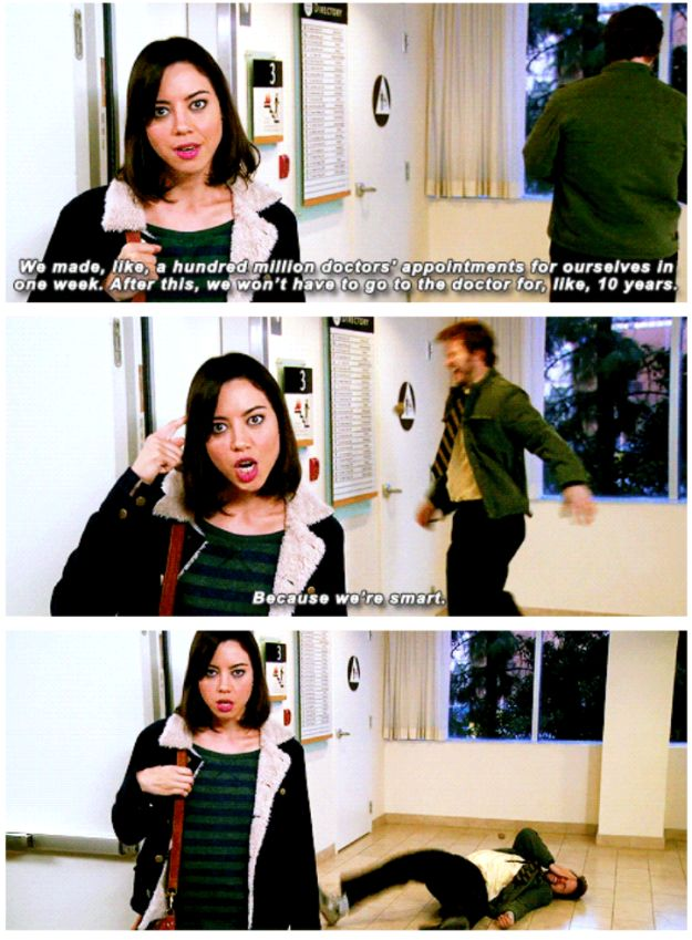 """When Andy threw a ball in his face: 