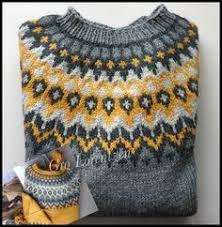 Resultado de imagen de fair isle sweater pattern