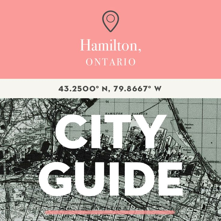 Quickly gaining a reputation for being Canada's 'little Brooklyn', Hamilton, Ontario has seen its fair share of change and excitement over the past few decades. Located on the tip of the Niagara Penin