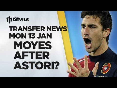 Moyes After Astori, Vidal, Niguez or Pogba? | Manchester United Transfer News | DEVILS - YouTube