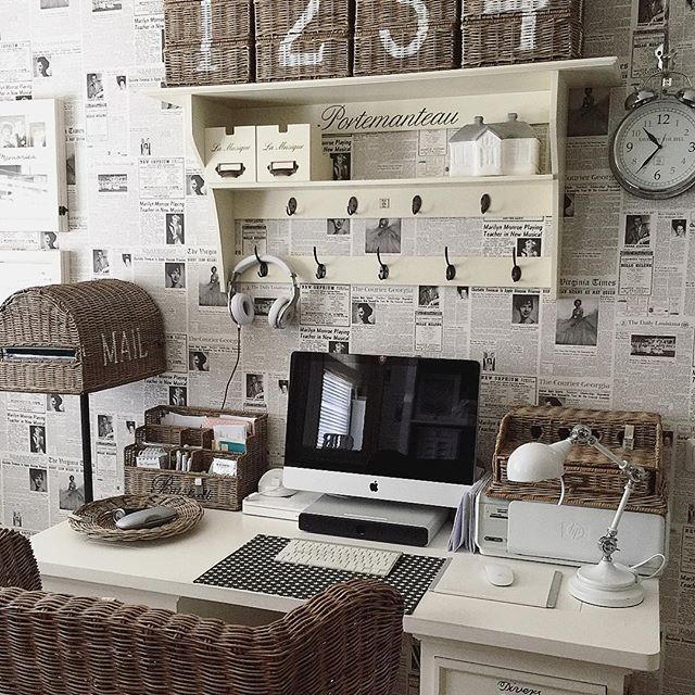 34 best Riviera Maison♡ homeoffice♡ images on Pinterest - home offices im industriellen stil