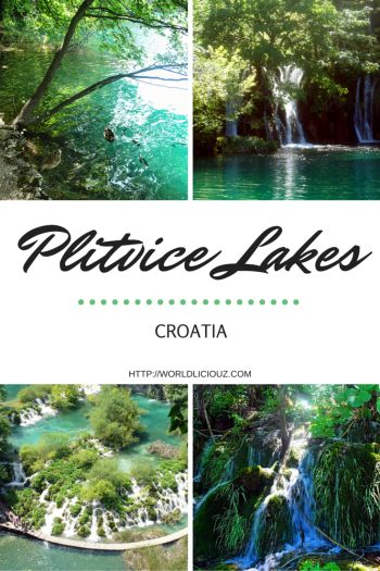 Plitvice Lakes National Park - Welcome to Never-Never Land