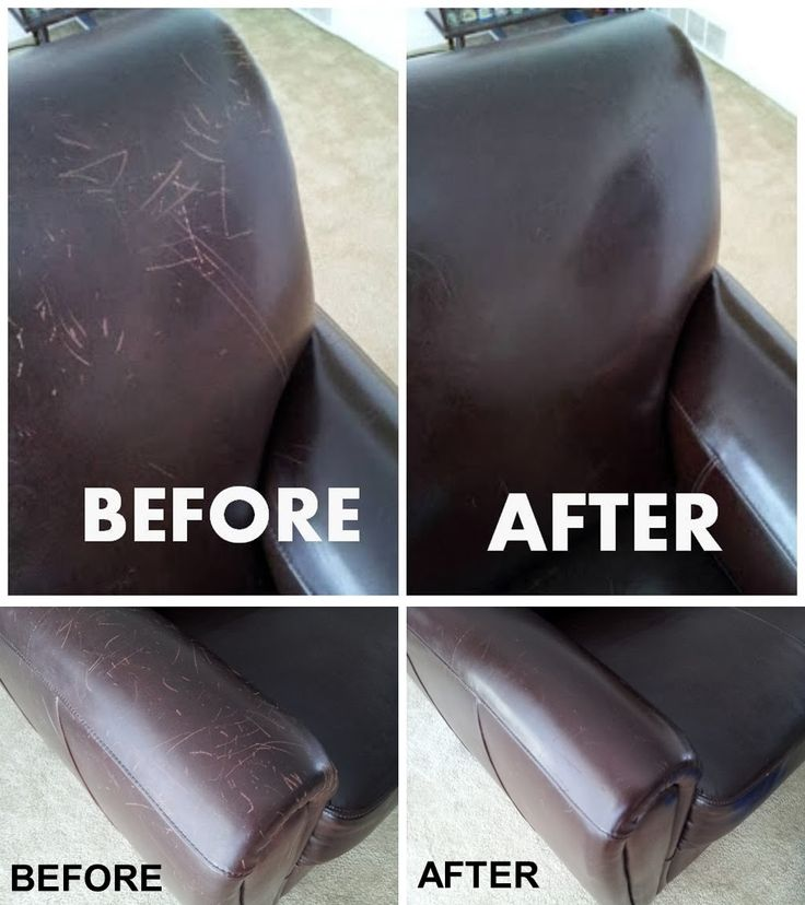How to Fix Scratches on Leather