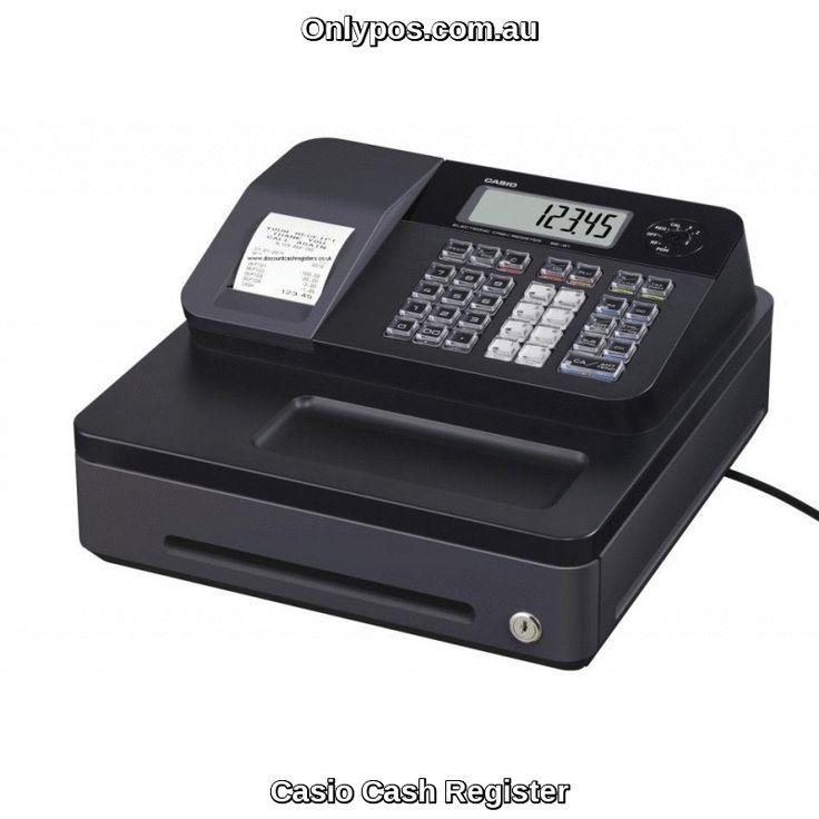 You should buy pos hardware and Casio Cash Register at  http://bit.ly/1nsTuQ8