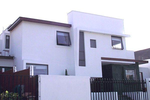 Proyecto Arquitectura Habitacional Casa Mac 220 - Frontis.