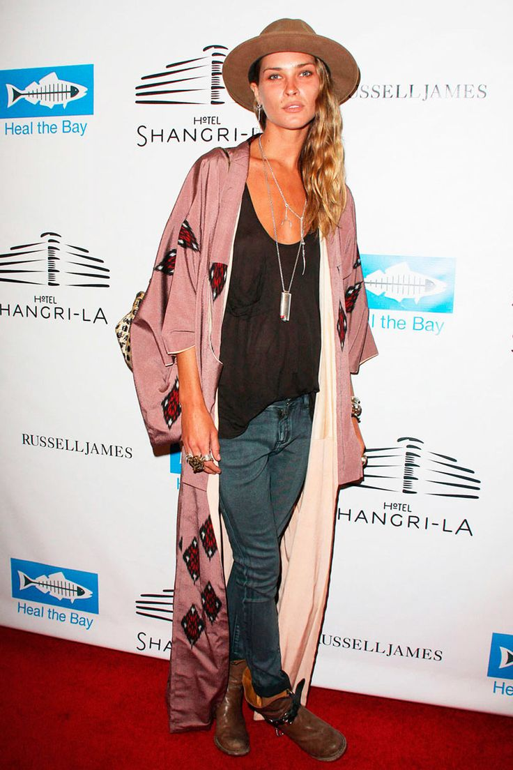 Erin Wasson kimono