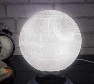 Lampka Gwiazda Śmierci Star Wars - Trafiony prezent
