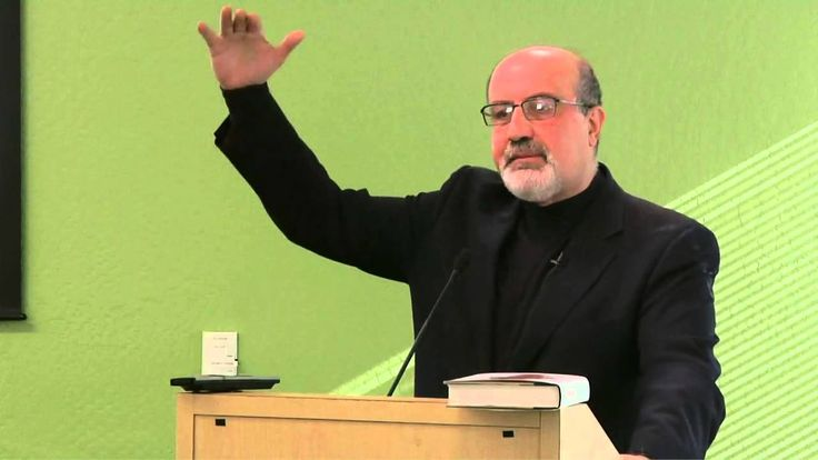 Authors@Google Presents:  Nassim Nicholas Taleb