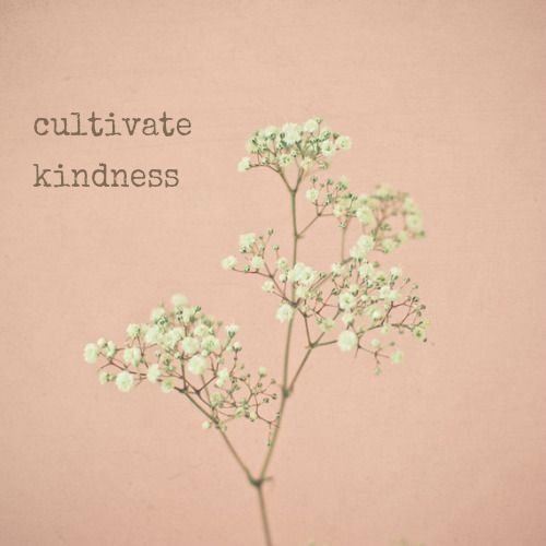 Cultivate Kindness Aesthetic ColorsPhotography FlowersTattoo