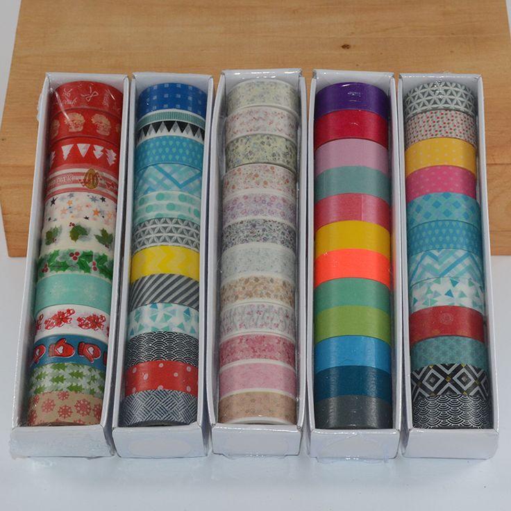 12 pcs/set washi tape cinta adhesiva decorativa floral decorative lot kawaii flower masking tapes christmas solid washi