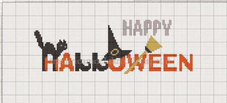 ...tra un ricamo e l'altro...: Happy Halloween