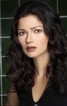 Jill Hennessy...another actress I really enjoy. Loved her Crossing Jordan series. I cried when the show ended what an amazing show