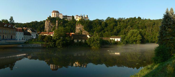 Vranov castle - Moravia http://www.italyandeuropetours.com/italyandeuropetours/listing/among-the-moravian-castles/