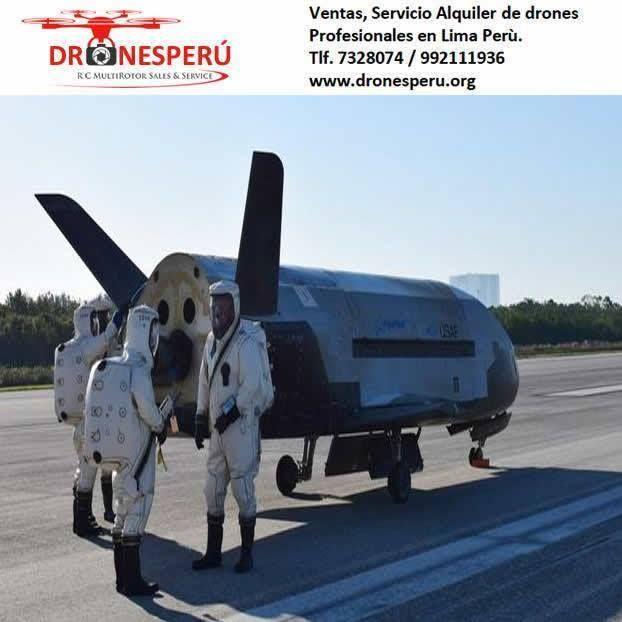 DRON  MILITAR  Provoca una onda sónica que sacude Florida El causante de la onda sónica que se escuchó en toda la zona central de Florida fue el dron militar secreto X-37B, de las Fuerzas Aéreas norteamericanas. Se trata de un dron espacial capaz de permanecer 270 días en el espacio, aunque en su cuarta misión intentará mantenerse en órbita 637 días. Se trata de una nave espacial no tripulada de casi 9 metros de largo y 4990 kilos de peso. Aterriza como un avión, así que necesita la…
