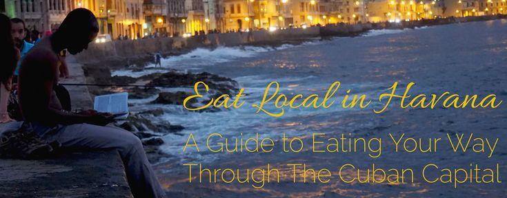 Eat Local in Havana: A Guide to the Top Havana Restaurants | In Pursuit of Adventure