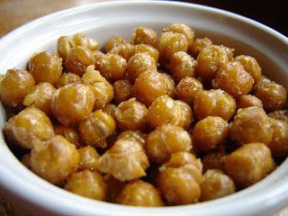 ... roasted garbanzo beans crunchy roasted roasting garbanzo snack crunchy