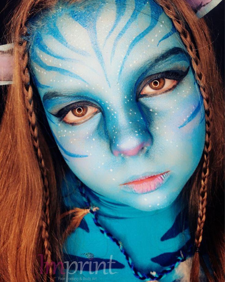 ===Body Art=== 01fe4014a15f40554c0b41d91cf08857--face-painting-designs-avatar