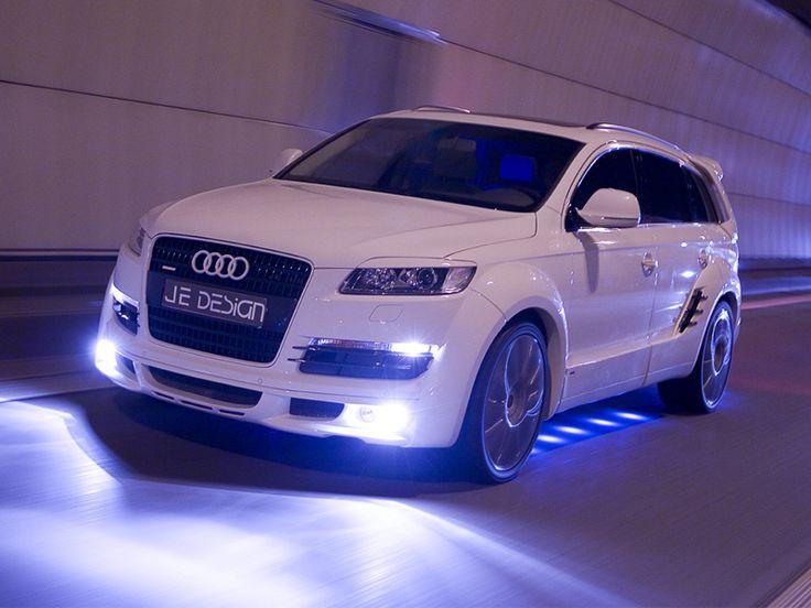 Audi Q7 4L von JE Design