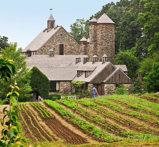 Cooking School: Blue Hill at Stone Barns Restaurant - Traditional Home