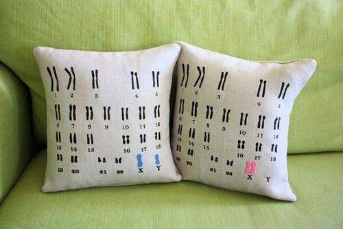 Medical Laboratory and Biomedical Science: Chromosome Pillows for You and Me