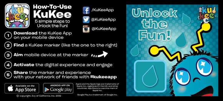 #kukeeapp BLUE TEAM!