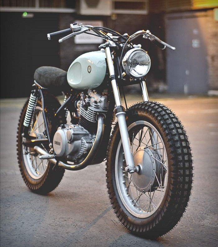 Minty fresh SR250 // AUTO FABRICA TYPE 4  #RePin by AT Social Media Marketing - Pinterest Marketing Specialists ATSocialMedia.co.uk